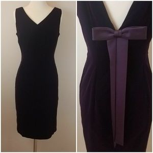 Maggy London | Purple Velvet Dress [Gowns]